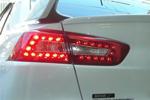 """Задняя светодиодная оптика """"Clear"""" Mitsubishi Lancer X (BGT-PRO)"""