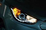 Передняя оптика «Type Audi» Hyundai IX35 2010- (KAI, HYTX.350910)