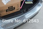Накладка на задний бампер для Subaru Forester 2008-2011 (Kindle, SF-P01)