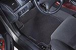 Коврики салона Toyota Camry 2002-2006 V30 велюр (Toyota, PZ410-V0353-DF)