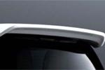 Задний спойлер на крышу Toyota LC 200 (Original Toyota, 08150-60070)