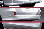 Спойлерный комплект Toyota LC 200 (Original Toyota, LC200OE-SET)