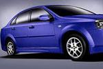 """Пороги пластиковые """"HS"""" Chevrolet Lacetti (BK-Tun, CL2PPHS)"""