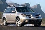 Тюнинг Mitsubishi Outlander 2001-2006