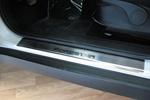 Накладки на внутренние пороги (нерж.) для Subaru Forester III 2008- (Nata-Niko, P-SB02)