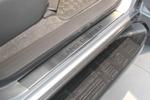 Накладки на внутренние пороги (нерж.) для Toyota LC Prado 120 2002- (Nata-Niko, P-TO16)