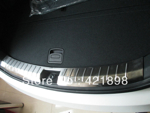 Накладка в багажник для Kia Sorento 2013-2014 (Kindle, KSO-P31)
