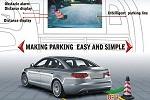 Универсальная интеллектуальная парковочная система (BGT Pro)
