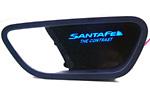 Подсветка дверных ручек салона (LED) для Hyundai Santa Fe 2013- (KAI, HDM.DPEL01)