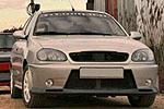 "Передний бампер ""ST-4"" Daewoo Lanos (AD-Tuning, DL001-ST4)"
