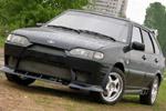 Передний бампер «AVR-Cup» ВАЗ-2115 (AD-Tuning, VAZ2115-FBCUP)