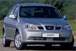 Передний бампер (Оригинал) для Chevrolet Nubira  (Tesma, NL1118901)