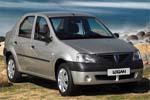 Передний бампер (Оригинал) для Dacia Logan Sedan 04-08 (Tesma, NL2632900)