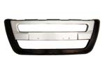Накладка на передний бампер для Mitsubishi Outlander 2014+ (Kindle, MO-B31)