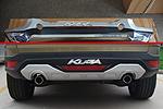 Накладки на передний и задний бампер для Ford Kuga 2013- (Kindle, HM-FK-011:002)