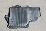 Резиновые коврики VW Touareg 2002-2006 (Petex, PT63110)