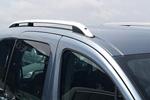 Рейлинги алюминиевые Crown для Peugeot Partner Teppe 2010- (Can-Otomotive, PETP10RRSSA0)