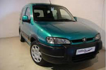 Тюнинг Peugeot Partner 1996-2004