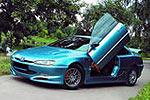 Тюнинг Peugeot 406