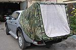 Палатка для Mitsubishi L200 2007- (Piak)