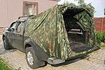 Палатка для Nissan Navara 2005- (Piak)