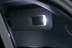 Подсветка зеркал в солнцезащитных козырьках Toyota LC 200 07- (Jaos, B544048)