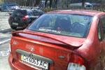 "Спойлер со стопом ""EL"" на ВАЗ-1118 Седан (BK-Tun, VZ3EL)"
