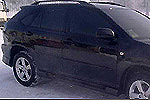 """Аэродинамические пороги """"Sport"""" Lexus RX 350 03- (AD-Tuning, SSLRX-350SS)"""