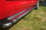 Пороги с листом Fiat Doblo (Can-Otomotiv, FDOB0210)