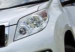 Защита передних фар прозрачная Toyota LAND CRUISER 150 (PRADO) с 2009 (EGR 239290)