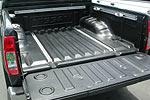 Корыто в кузов Nissan Navara D40 Double Cab 2010- (Proform)