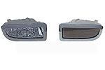 Противотуманные фары «Clear/Smoke» для Toyota LC FJ100 1998-2007 (DLAA, TY-100F-W)
