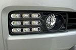 Противотуманные фары Toyota LC 200 (диодные DRL и ПТФ) (BGT-PRO, FOG-LIGHT-DRL-TOYLC200)