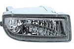 Противотуманные фары Toyota LC FJ100 1998-2007 (DLAA, TY-100-2-W)