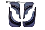 Брызговики Volkswagen Touareg 2002-2012 (Winbo, PW004108)