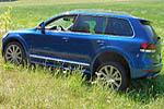 Расширители арок VW Touareg 02-06 (AD-Tuning, VWT06-FT1)
