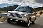 Тюнинг Range Rover 2010-
