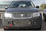 Решетка бампера (гриль) для Suzuki Grand Vitara (от 2010) (BGT-PRO, BGT-PRO-RBG-SUZ-GRV)