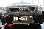 Решетка бампера (сетка) для Toyota Avensis (2010) (BGT-PRO, BGT-PRO-RBS-TOY-AVENS)
