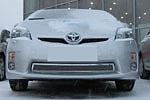 Решетка бампера (сетка) для Toyota Prius (BGT-PRO, BGT-PRO-RB-TOYPRIUS)