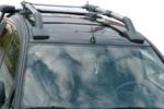 Рейлинги алюминиевые (с поперечинами) VW Amarok 2010- (Can-Otomotive, PICKUP.ROOFRAILSVWAMRK)
