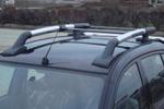 Рейлинги алюминиевые (с поперечинами) Nissan Navara 2010- (Can-Otomotive, PICKUP.ROOFRAILSNISNAV10)