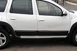Молдинги на двери Renault Duster (BGT PRO, ren-dust-moldingi)