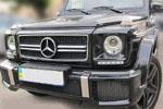 "Решетка радиатора ""Restyle"" для Mercedes G-class (S-Line, FGR.GCL.KR)"