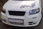 Решетка радиатора Chevrolet AVEO 2004 - (AD-Tuning, CH.AVE.RGR.01)