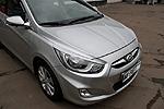 Реснички на передние фары Hyundai Accent 2011- (BGTPro, HYU-AC11FLC.255)