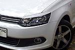 Реснички на передние фары для VW Polo (седан) (BGT-PRO, RFR-LIGHT-VWPOLO-S)