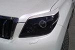 Реснички передних фар Toyota Prado FJ 150 2010- (BGT-PRO, TP150-FLC)