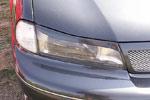 Реснички Daewoo Nexia (AD-Tuning, DNX1-FLC)