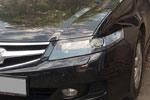 Реснички Honda Accord 03-07 (Ad-Tuning, AdTun-HA0307R1)